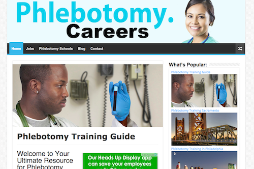 phlebotomy training guide - portolio